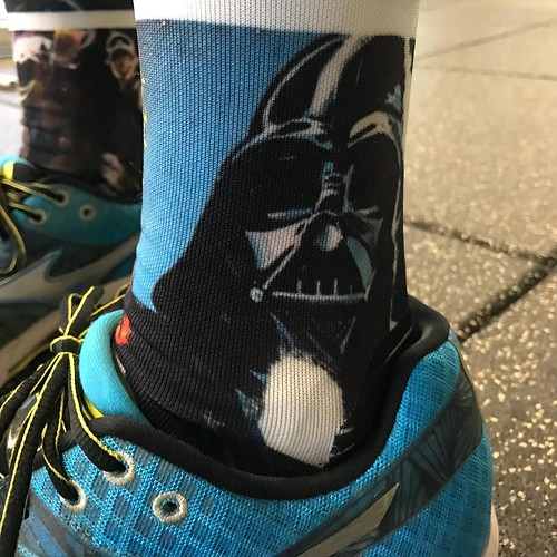 Use the force... In the weight room. 😂