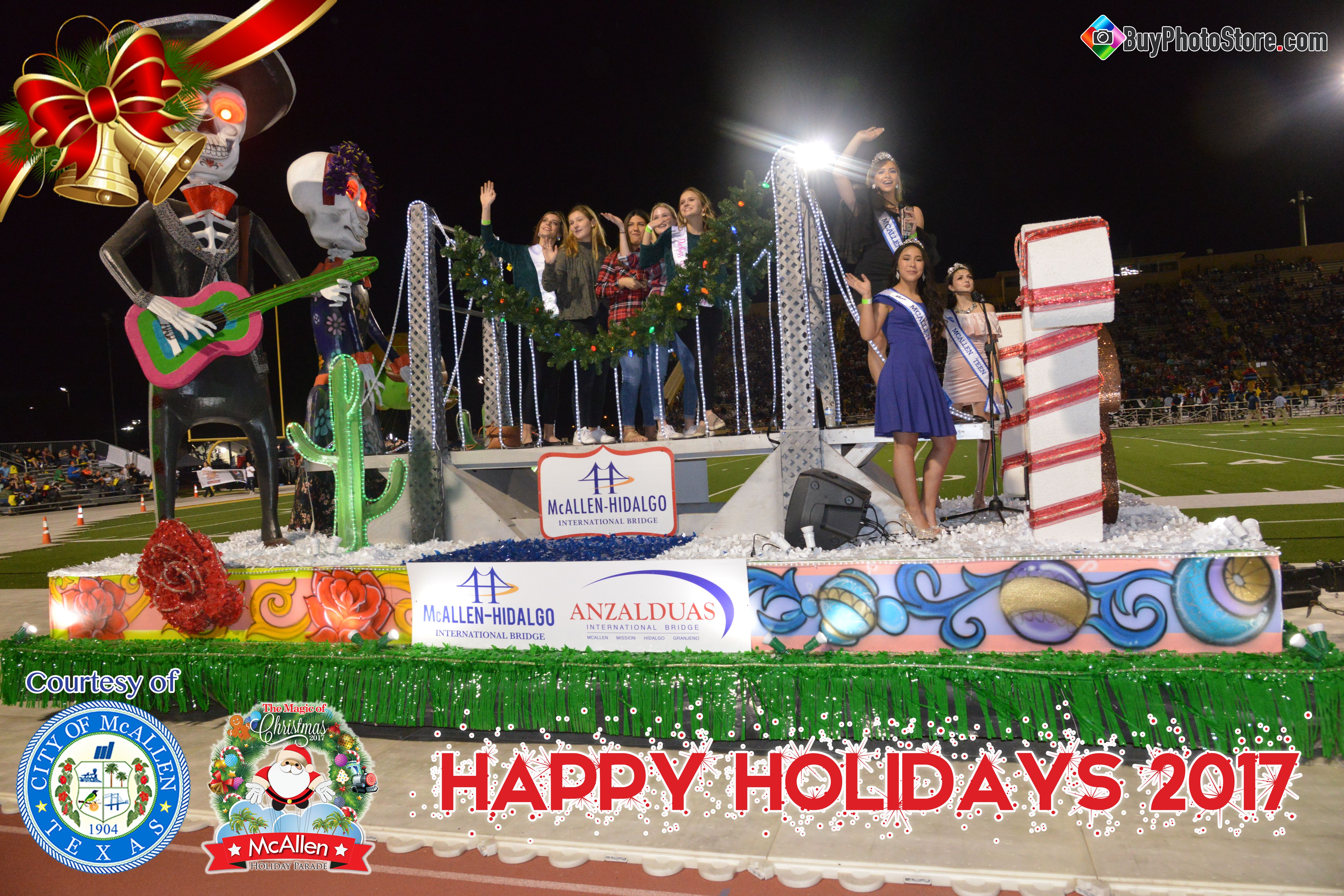 McAllen Holiday Parade 2017 – Part III