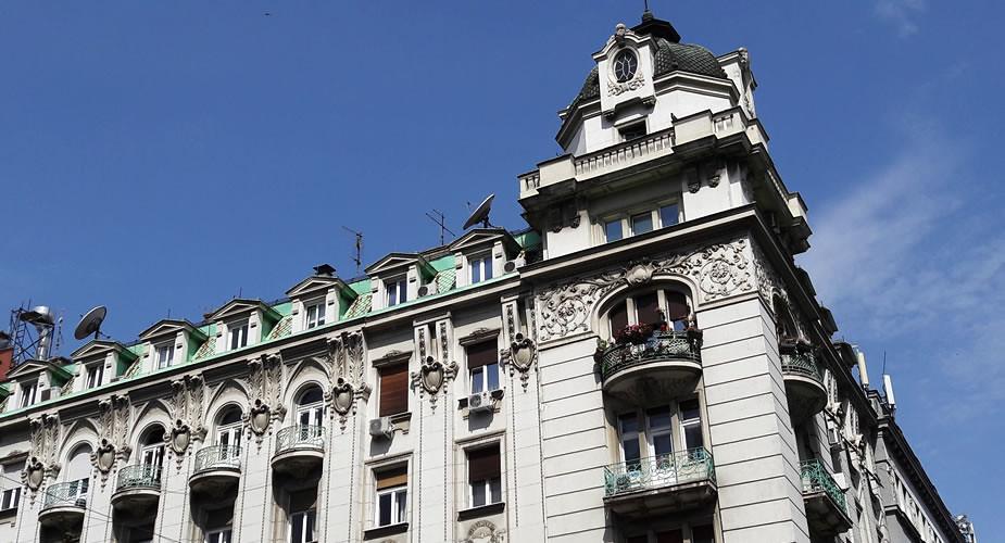 Bezienswaardigheden Belgrado oude stad, Art Deco | Mooistestedentrips.nl