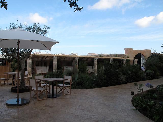 Can Faustino_menorca_hoteles chulos_arquitectura_patio