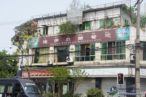 Barrio tibetano de chengdu 4