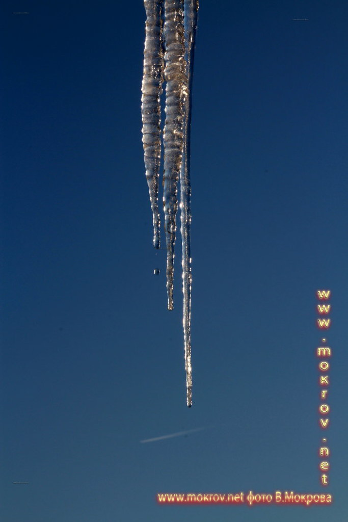 Зима в Анапе. фото