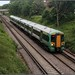 Class 377 418 - Bexhil