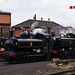 9600 and 9466 at Kidderminster Town