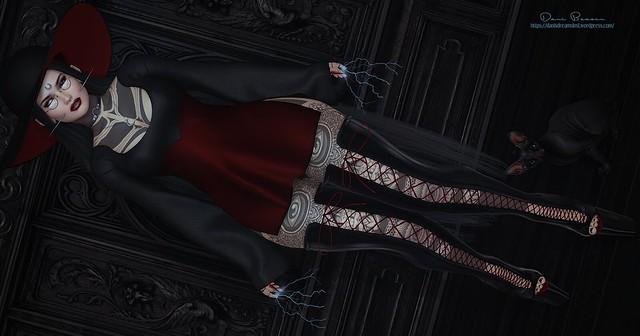 [dani] Witchy Woman