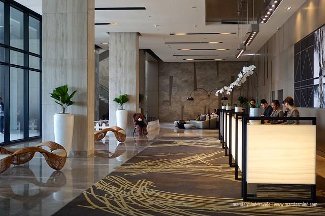 Seda Vertis North Hotel Lobby