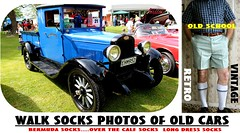 Walk socks And Old Cars  vol 17