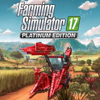 Farming Simulator 17 – Platinum Edition