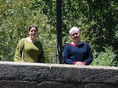 Medieval ladies in Alet les Bains  (14)