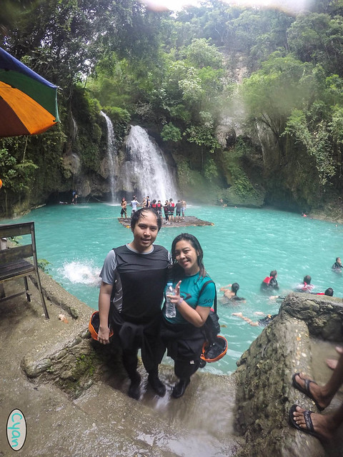 Patty Villegas - The Lifestyle Wanderer - Canyoneering - Badian - Cebu - Cyan Adventures-23