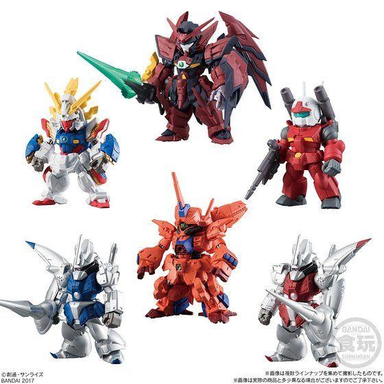 《機動戰士鋼彈》FW GUNDAM CONVERGE ♯(Sharp) 第 10 彈 閃光鋼彈(超級模式)/ 次代鋼彈 / 鋼加農 / 蓋馬克 / 卡斯R / 卡斯L