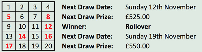 Lotto 12 Nov 700