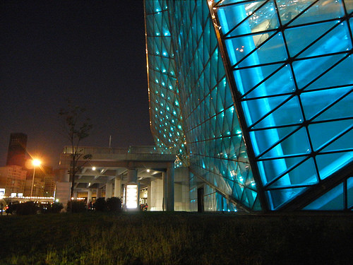DSCN1169 - Shengjing Grand Theatre, Shenyang