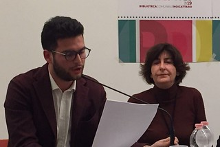 Noicattaro. Giuseppe Settanni front
