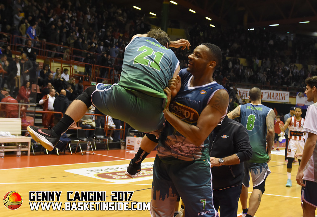 Kleb Basket Ferrara