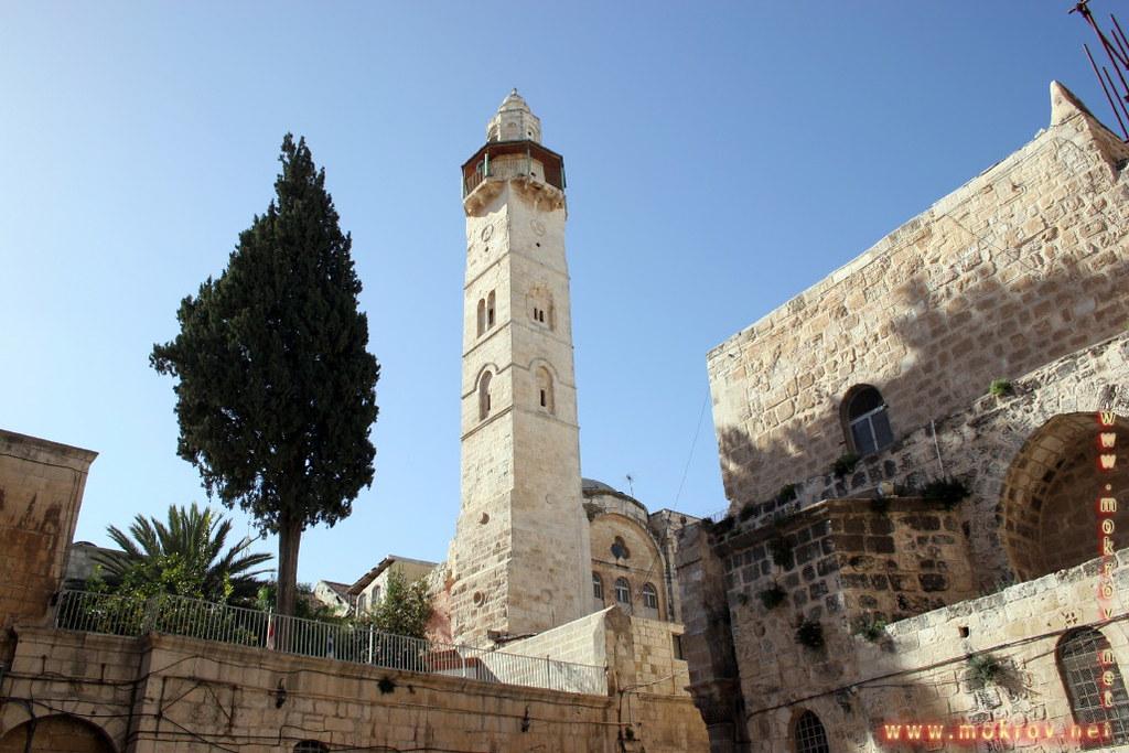 Стена Плача в Иерусалиме фотозарисовки