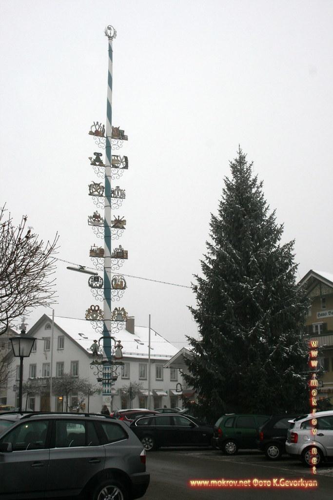 Мисбах — район в Германии и фотограф