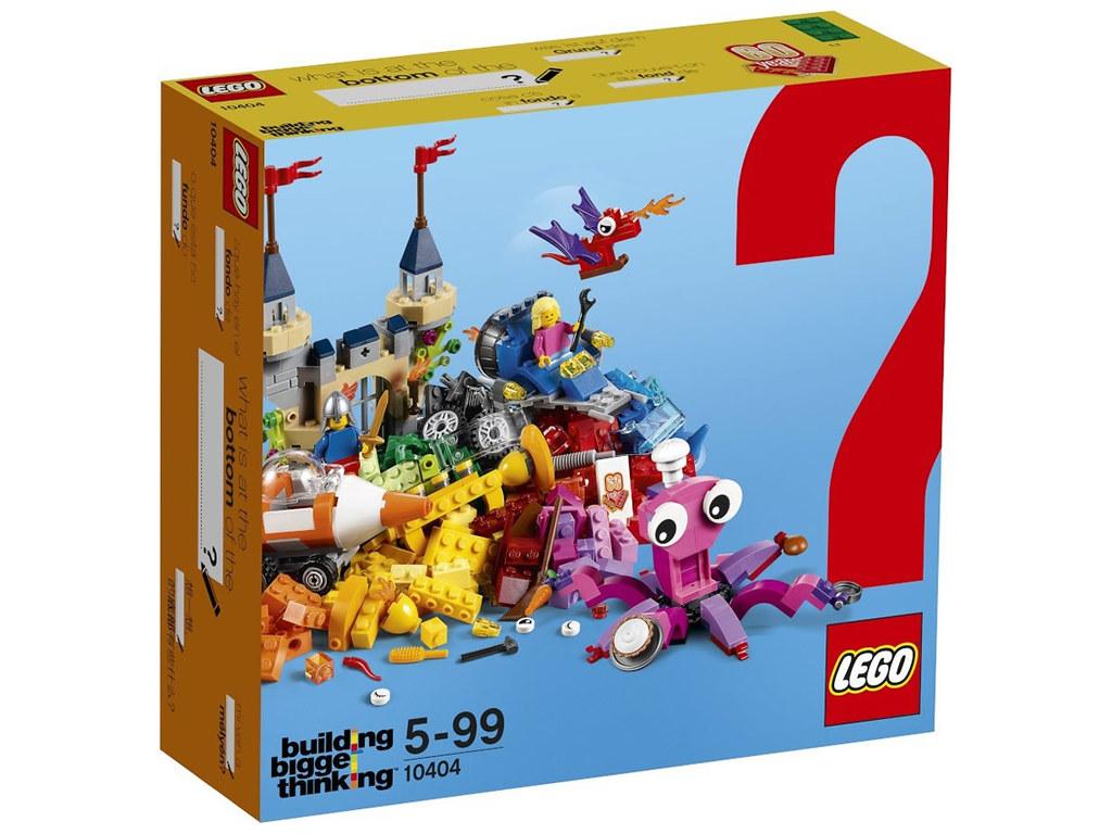 LEGO Building Bigger Thinking 10404 - Ocean's Bottom