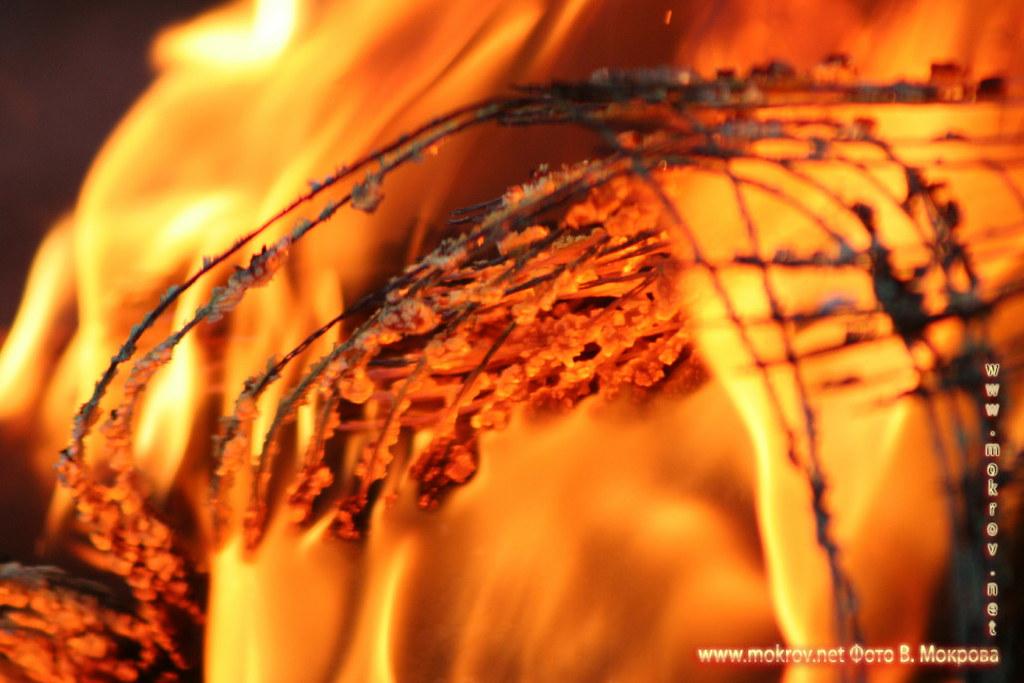 Мистика огня фотографии