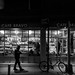Cafe Bravo at Night- NYC