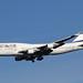 4X-ELE Boeing 747-412 El Al Israel Airlines