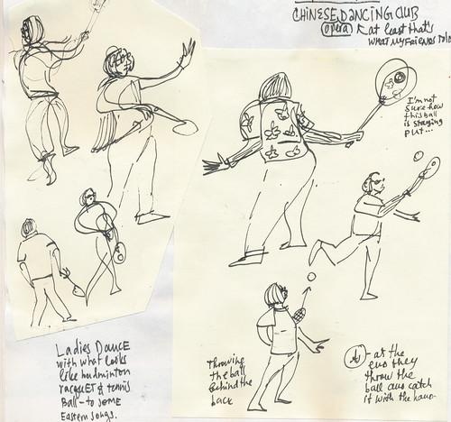 Sketchbook #1008: Everyday Life