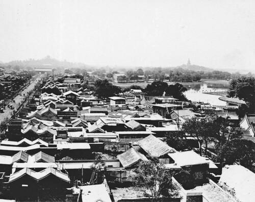 北京恭王府邊的民宿 嵯峨館
