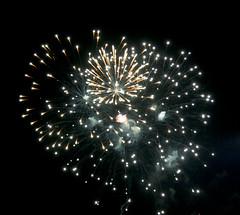Fireworks burst 13