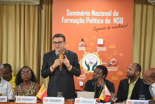 2ª Etapa - Seminário Nacional de Formação Política da NSB - 25/11/2017