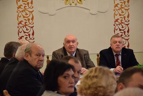 Ректор РДГУ вигнав журналістів із засідання вченої ради