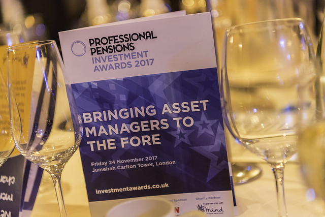 Professional Pensions Investment Awards 2017