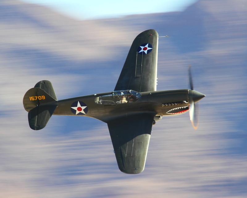 IMG_6024 Texas Warhawk P-40E