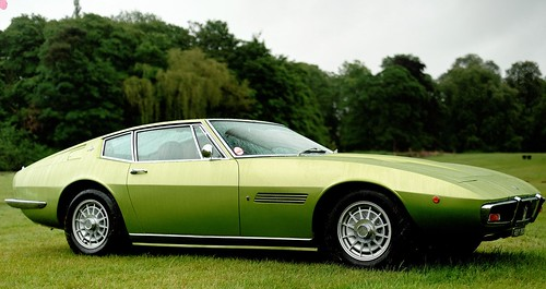 Maserati_Ghibli_green
