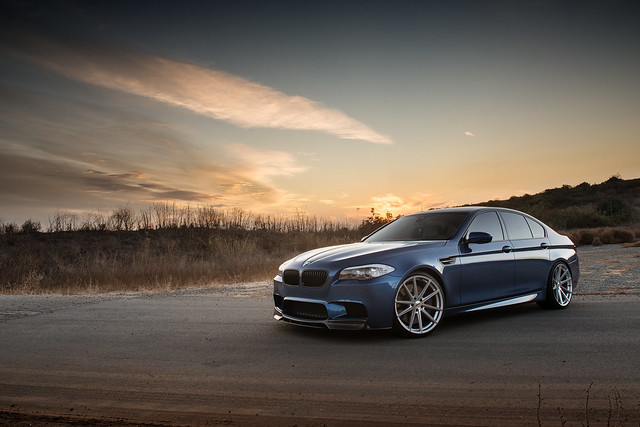 TSW Bathurst on BMW M5 (F10)