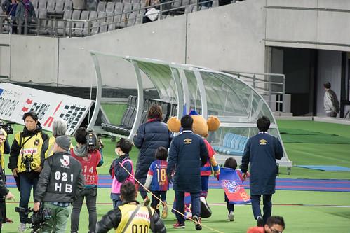 2017/12/03 FC東京 石川直宏引退試合