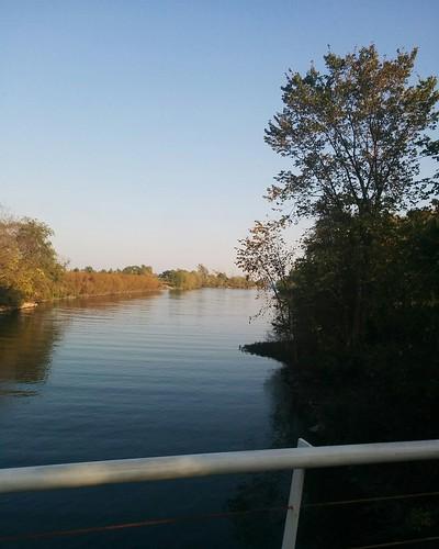 Bridge over Mimico Creek (5) #toronto #humberbaypark #mimicocreek #mimico #bridge #latergram
