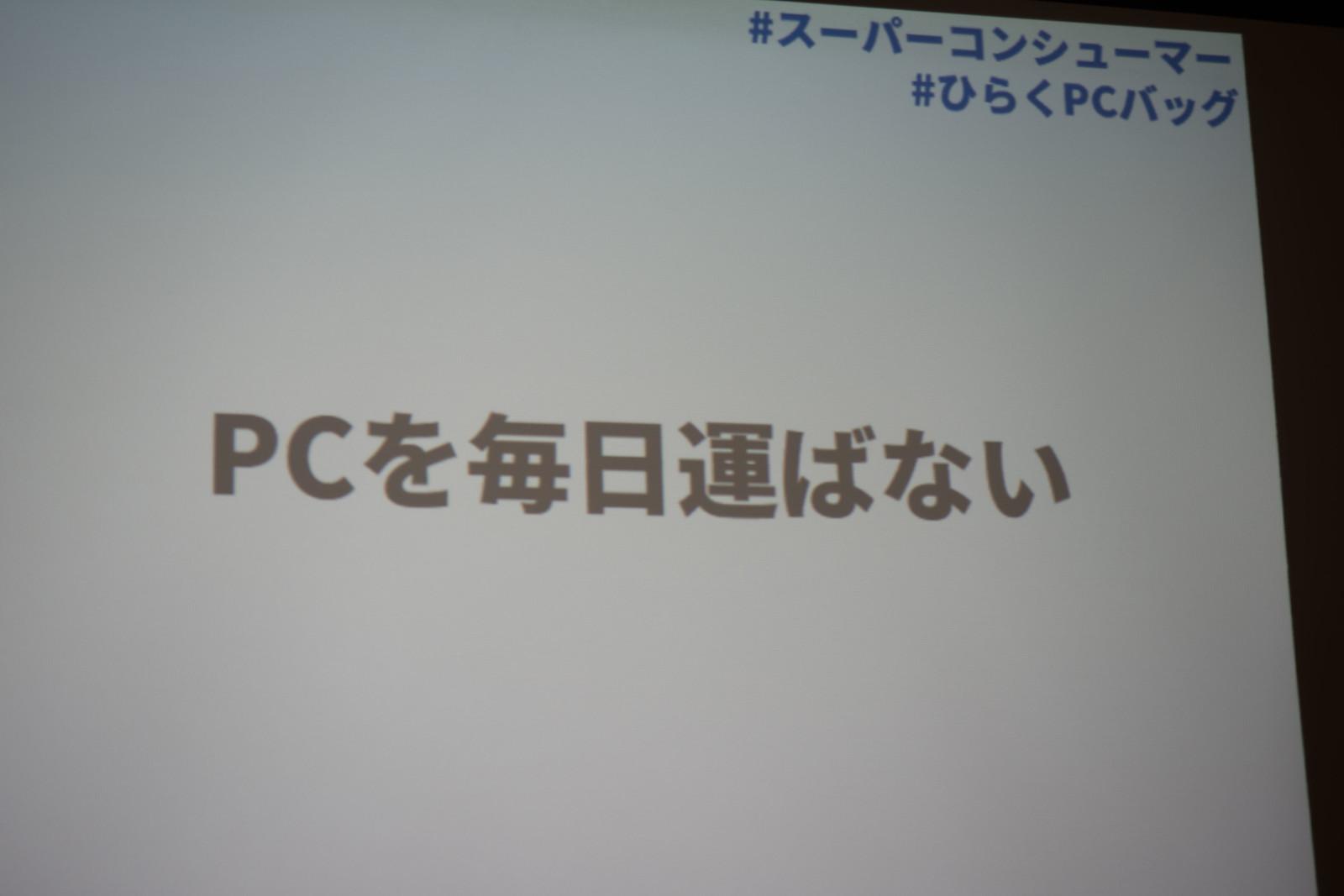 ひらくPCバッグnano-6