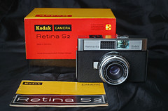 Camera of the Day - Kodak Retina S2 (Type 061)