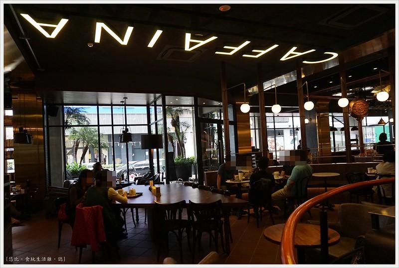卡啡那CAFFAINA 大墩店-12-1-中央區