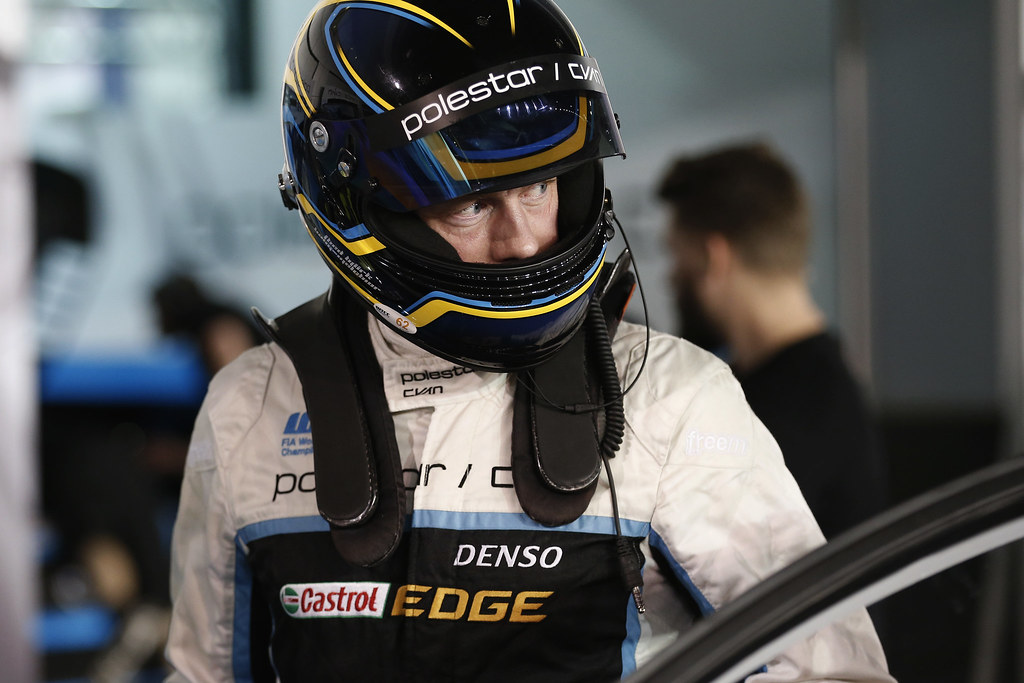 BJORK Thed, (swe), Volvo S60 Polestar team Polestar Cyan Racing, ambiance portrait during the 2017 FIA WTCC World Touring Car Championship race at Losail  from November 29 to december 01, Qatar - Photo Jean Michel Le Meur / DPPI