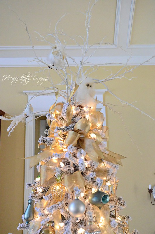 Flocked Tree-Housepitality Designs-10