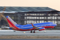 N489WN - Southwest Airlines - Boeing 737-700