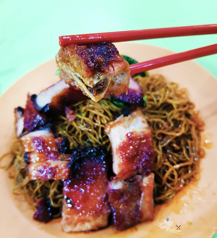restoran yulek wantan mee ribs