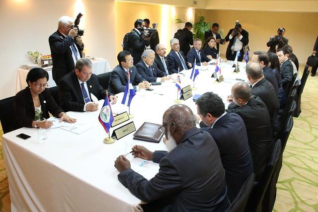 50º Reunión de Jefes de Estado  y de Gobierno del SICA