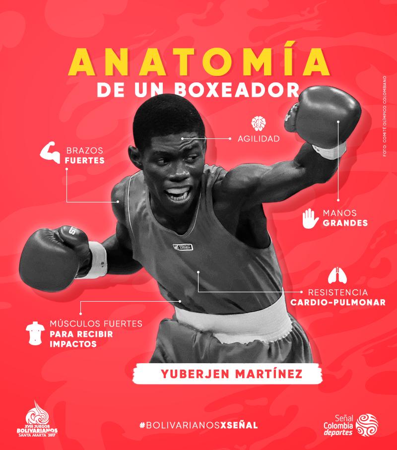 Características de los cuerpos de cinco deportistas | Señal Colombia