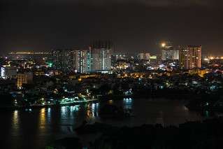 Vung Tau at night