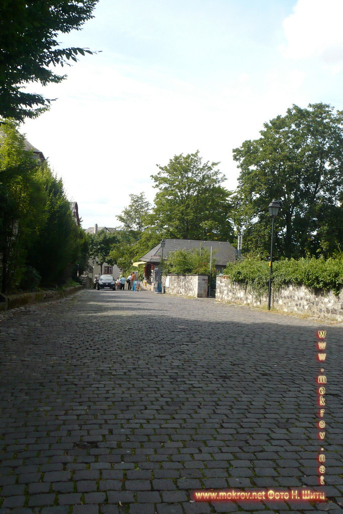 Германия - Лимбург на Лане пейзажи