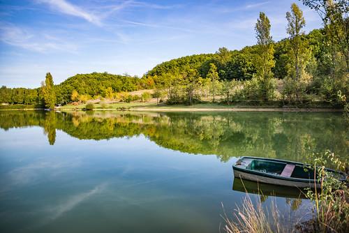 36-Barque du lac