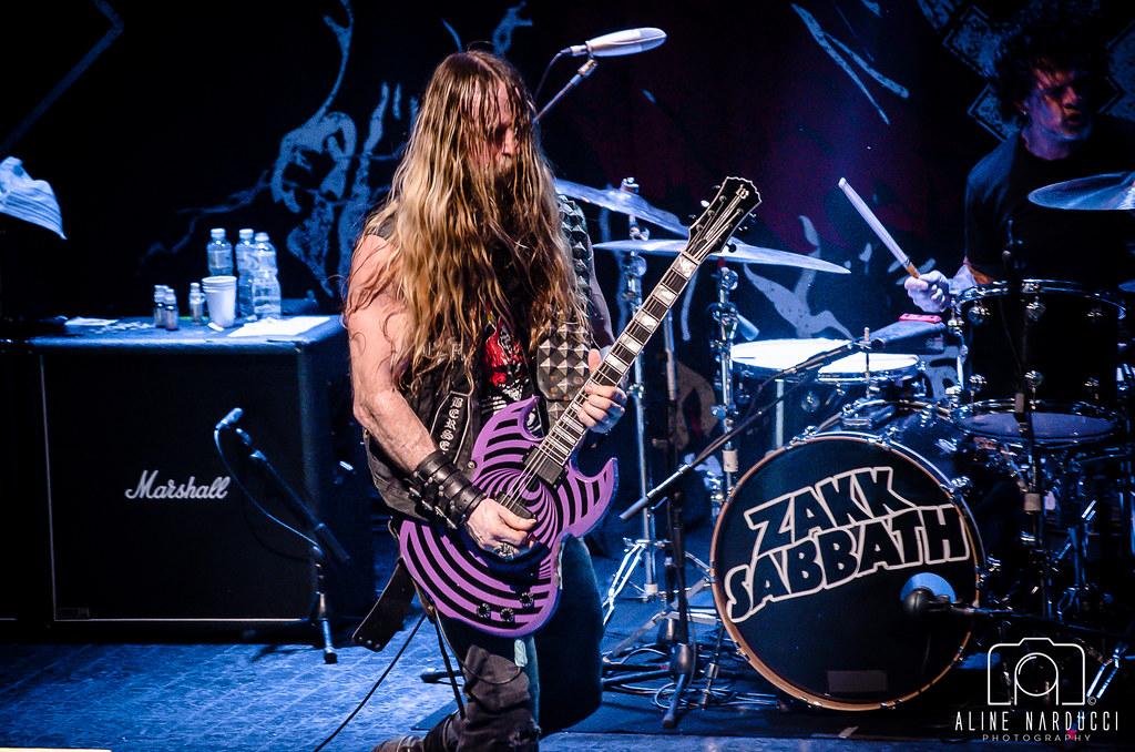 Zakk Sabbath - Live Circo Voador - 17-11-2017