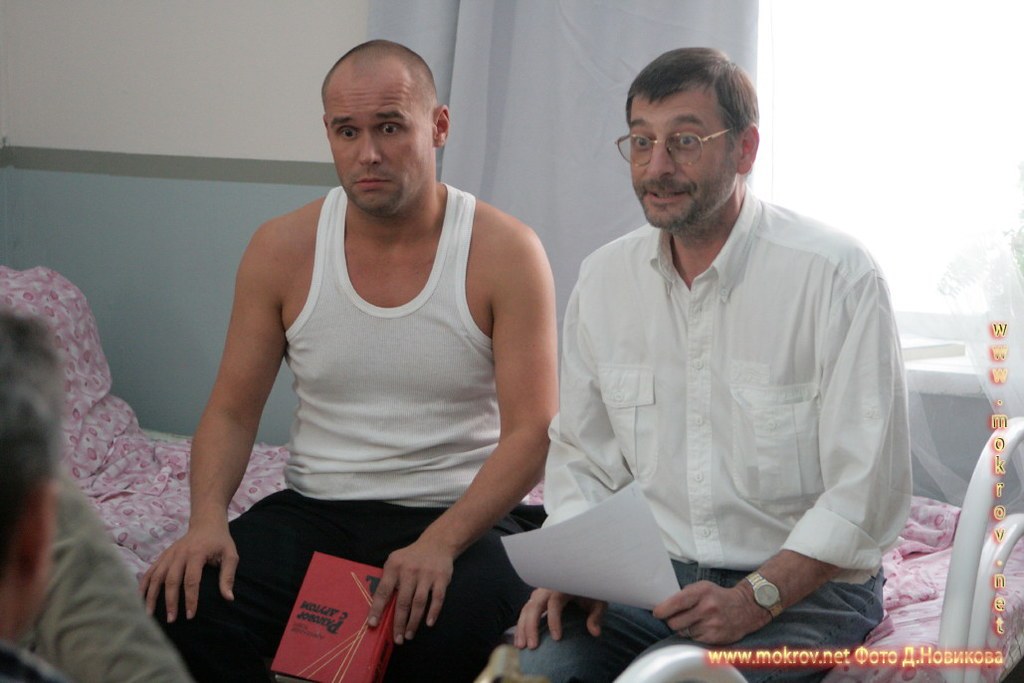 Максим Аверин, Юрий Попович.